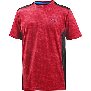 Under Armour HeatGear Raid Funktionsshirt Herren rot