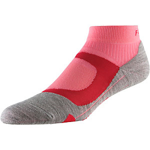 Falke RU4 Cushion Short Laufsocken rosa