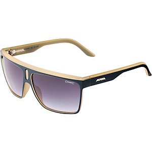 ALPINA BARANYA Sonnenbrille darkblue - light brown matt