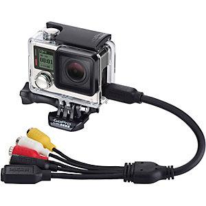 GoPro HERO3 Combo Cable Kamerazubehör schwarz