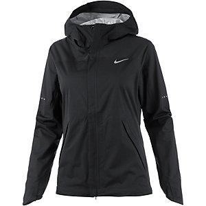 Nike Shieldrunner Laufjacke Damen schwarz