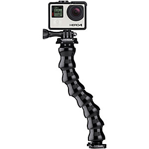 GoPro Gooseneck Kamerazubehör schwarz