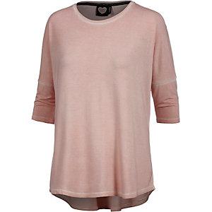 Catwalk Junkie T-Shirt Damen rosé