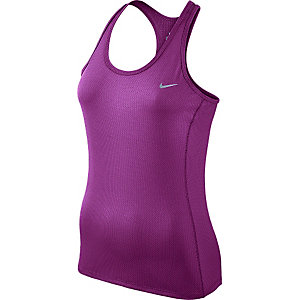 Nike Dri-Fit Contour Funktionstank Damen lila
