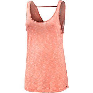 Volcom Back It Up Longtop Damen koralle