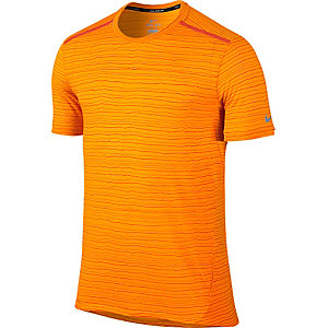 Nike Dri-Fit Cool Tailwind Funktionsshirt Herren orange
