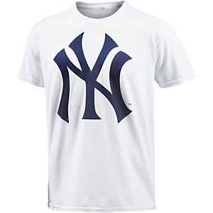 Majestic Athletic New York Yankees T-Shirt Herren weiß
