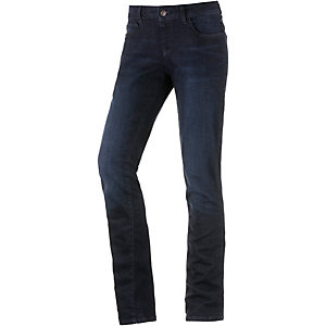 S.OLIVER Skinny Fit Jeans Damen dark denim