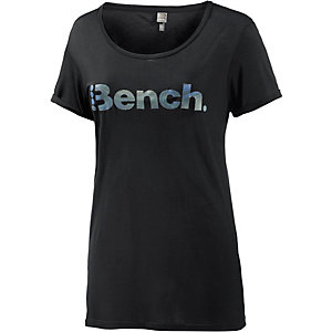 Bench Duenna T-Shirt Damen schwarz