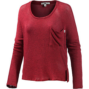 vans hills top strickpullover damen rot im online shop von sportscheck kaufen. Black Bedroom Furniture Sets. Home Design Ideas