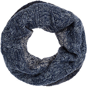 BUFF Nuba Collar Loop blau
