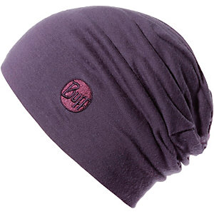 BUFF Merino Wool Thermal Hat Beanie pflaume