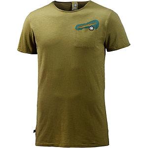 E9 Oblò T-Shirt Herren oliv