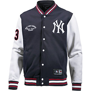 Majestic Athletic New York Yankees Collegejacke Herren navy