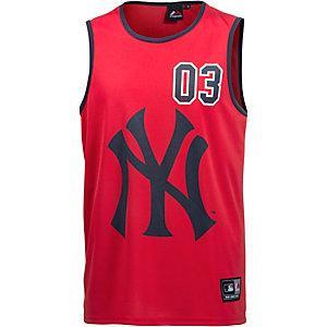 Majestic Athletic New York Yankees Tanktop Herren rot