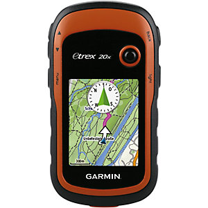 Garmin eTrex 20x GPS schwarz/rot