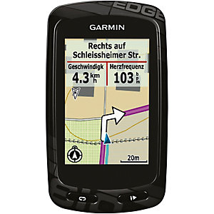 Garmin Edge 810 Bundle+Straßenkarte GPS -