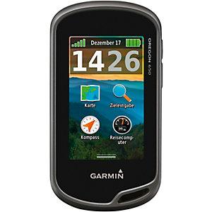 Garmin Oregon 650 GPS schwarz