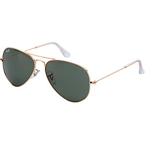RAY-BAN Aviator 0RB3025 W3234 55 Sonnenbrille gold