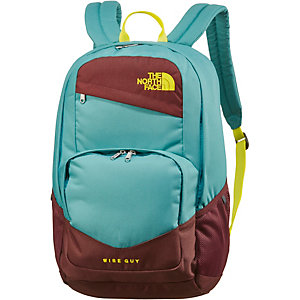 The North Face Wise Guy Daypack blau/braun