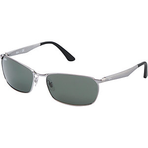 RAY-BAN ORB3534 004 62 Sonnenbrille silber