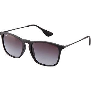 RAY-BAN Chris 0RB4187 622/8G 54 Sonnenbrille schwarz