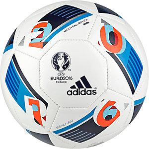 adidas Miniball EM 2016 Fußball weiß