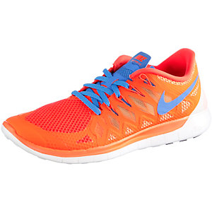Nike Free 5.0+ Laufschuhe Herren orange
