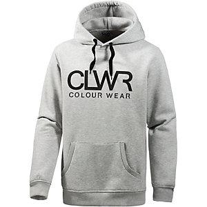 Colour Wear Hoodie Herren graumelange