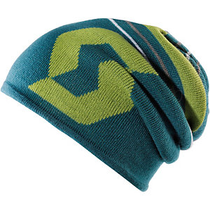 SCOTT Team 30 Beanie blau/gelb