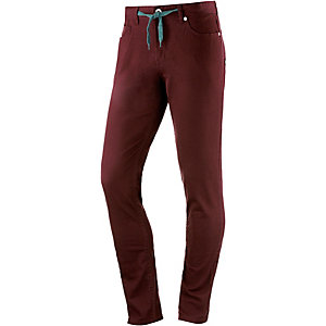 Element Owen Straight Fit Jeans Herren bordeaux