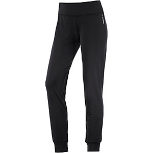 Reebok Trainingshose Damen schwarz
