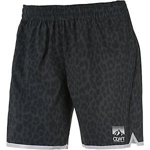 Colour Wear Sway Shorts Damen schwarz leo