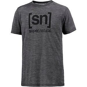 super natural T-Shirt Herren anthrazit