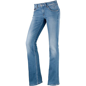 Tommy Hilfiger Sophie Bootcut Jeans Damen light denim
