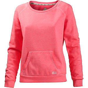 Billabong Essential CR Sweatshirt Damen koralle