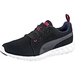 PUMA Carson Runner Fitnessschuhe Damen schwarz/grau