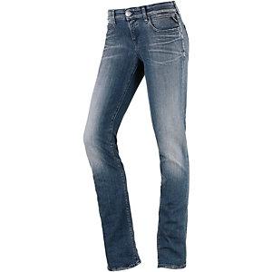 REPLAY Vicki Straight Fit Jeans Damen dark denim