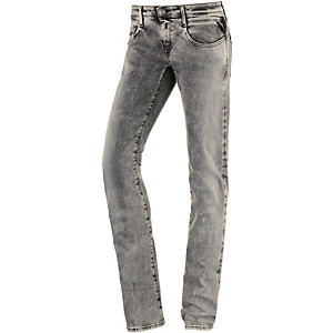 REPLAY Jodey Skinny Fit Jeans Damen grey denim