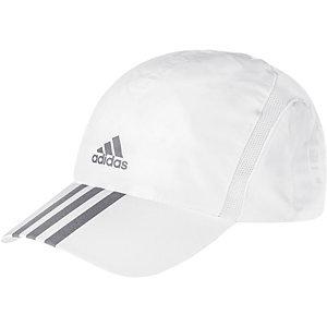 adidas Cap Damen weiß/silberfarben