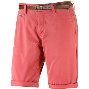 TOM TAILOR Shorts Herren rot