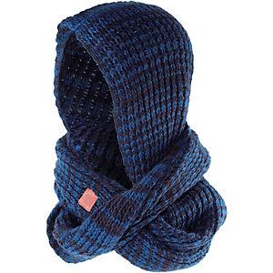 BUFF Rustyc Hood Loop blau