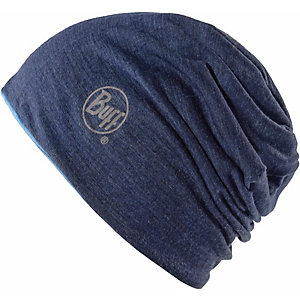 BUFF Merino Wool 2 Layers Hat Beanie denim