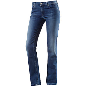 Tommy Hilfiger Sandy Straight Fit Jeans Damen blue denim