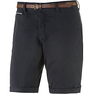 TOM TAILOR Shorts Herren navy