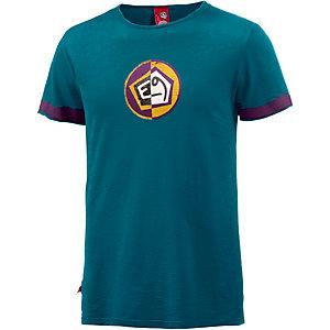 E9 1/2 T-Shirt Herren petrol