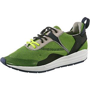 REPLAY Sneaker Herren grün