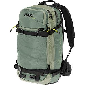 EVOC FR Guide 30L Tourenrucksack oliv/gelb
