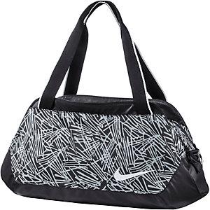 Nike Sporttasche Damen schwarz/weiß