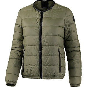 REPLAY Steppjacke Damen oliv